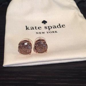 Kate Spade Gumdrop Glitter Studs